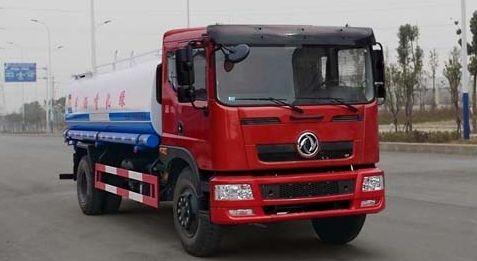 东风国五145绿化喷洒车(10-12吨)