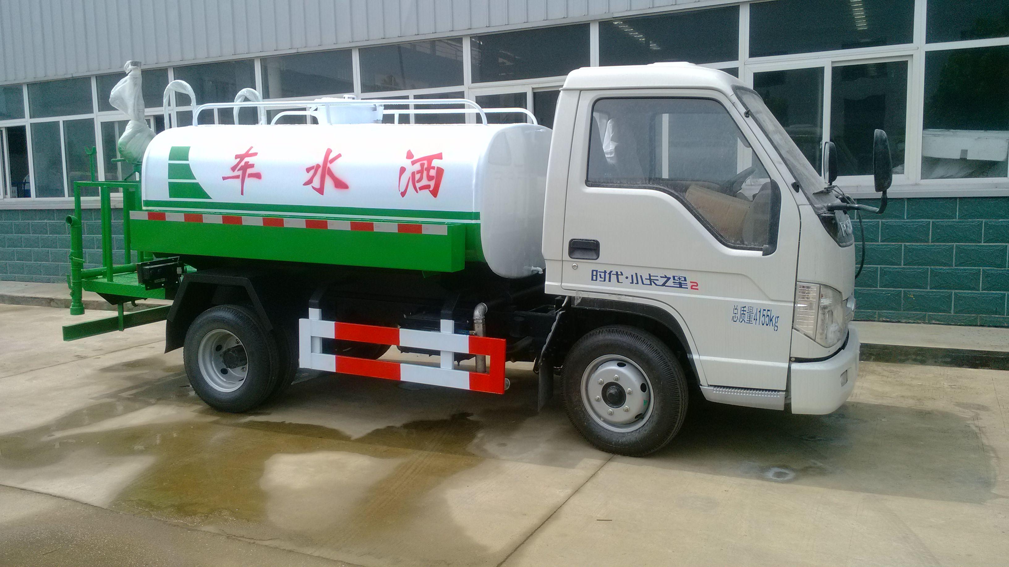 福田时代洒水车(2-3吨)